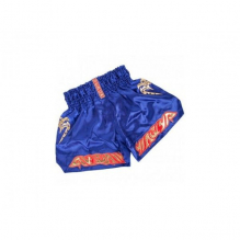 "Шорты тайские Venum ""Tribal"" Muay Thai Shorts - Blue"