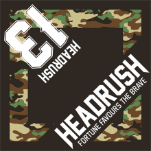 Бандана Headrush
