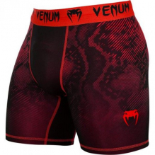 "Компрессионные шорты Venum ""Fusion"" Compression Shorts - Black Red"